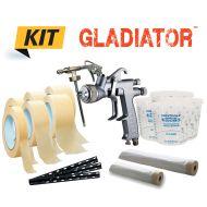 Pack consommable 3 pour revêtement Gladiator