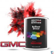 Peinture GMC brillant direct