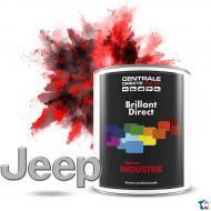 Peinture Jeep brillant direct