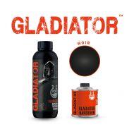 Revêtement de protection texturé Gladiator - Noir