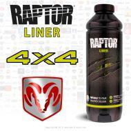 Peinture Raptor 4x4 Dodge