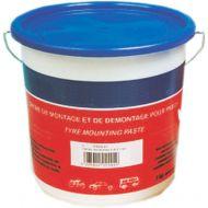 Crème de montage blanche pour pneumatique - 3kg