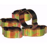 Collier standard acier traité ø17-20mm - x10