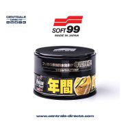 Fusso Coat 12 Mois Wax Dark - SOFT99