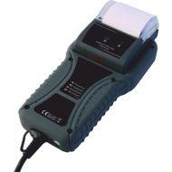 Contrôleur testeur de batterie, de circuit démarreur et circuit alternateur avec imprimante
