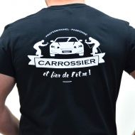 T-shirt carrossier