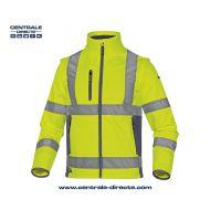 Veste/Gilet haute visibilité MOONLIGHT - jaune fluo
