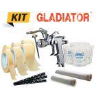 Pack consommable 3 pour revêtement Gladiator PACKGLAD3