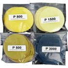 """Recharge """"ECO"""" 50 Disques abrasifs ø75mm pour Poly'Phare POLY50"""