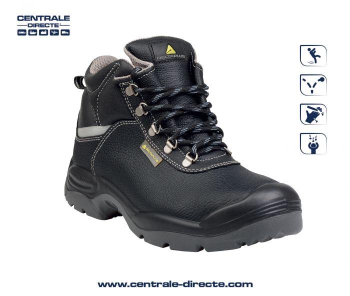 meilleur service d025c 839f3 Chaussure haute de sécurité SAULT2 - noir