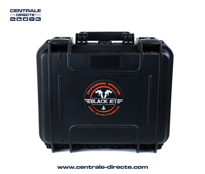 Mallette Pistolet Blackjet Haut Transfert Efficace