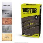 Kit peinture Raptor 1 litre liner noir RLB-S1