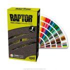 Kit peinture Raptor liner teintable 1 litre RLT-S1