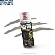 Bombe de peinture Raptor Noir