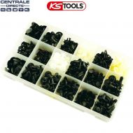 Assortiment d'agrafes pour Ford - KS Tools