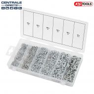 Assortiment de 1200 rondelles KS TOOLS