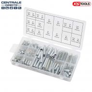 Assortiment de 200 ressorts KS TOOLS