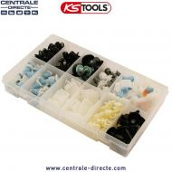 Assortiment d'agrafes pour Audi - KS Tools