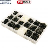 Assortiment d'agrafes pour Nissan - Ks Tools