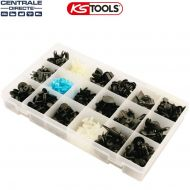 Assortiment d'agrafes pour Mazda - Ks Tools