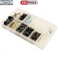 Assortiment d'agrafes pour Volkswagen - Ks Tools