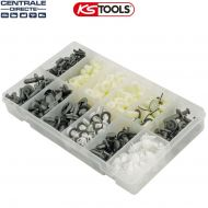 Assortiment d'agrafes pour Mitsubishi - Ks Tools