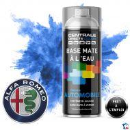Bombe de peinture Alfa Roméo base mate à l'eau