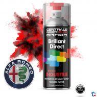 Bombe peinture Alfa Roméo brillant direct 2K