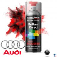 Bombe peinture Audi brillant direct 2K