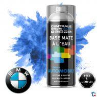 Bombe de peinture BMW base mate à l'eau