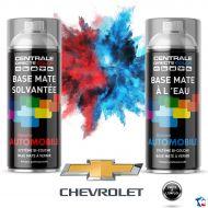Bombe de peinture Chevrolet base à vernir