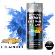 Bombe de peinture Chevrolet base mate à l'eau