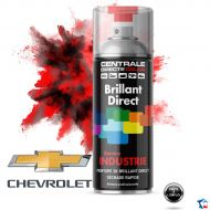 Bombe peinture Chevrolet brillant direct 2K