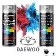 Bombe de peinture Daewoo base à vernir