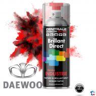 Bombe peinture Daewoo brillant direct 2K