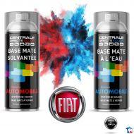 Bombe de peinture Fiat base à vernir