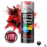 Bombe peinture Fiat brillant direct 2K