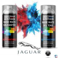 Bombe de peinture Jaguar base à vernir
