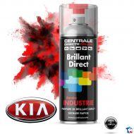 Bombe peinture Kia brillant direct 2K