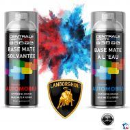 Bombe de peinture Lamborghini base à vernir