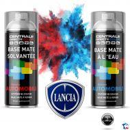 Bombe de peinture Lancia base à vernir