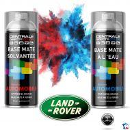 Bombe de peinture Land Rover base à vernir