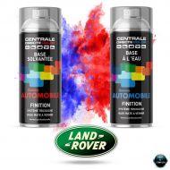 Bombe de peinture Land Rover base mate tricouche à vernir