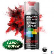 Bombe peinture Land Rover brillant direct 2K