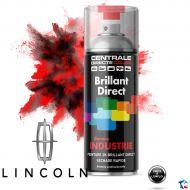 Bombe peinture Lincoln brillant direct 2K