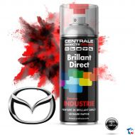 Bombe peinture Mazda brillant direct 2K