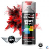 Bombe peinture Mini brillant direct 2K