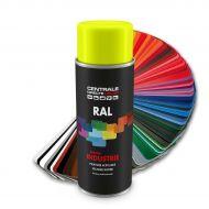 Peinture en spray RAL 1016  Jaune soufre