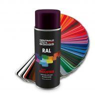 Peinture en spray RAL 4007 Violet pourpre Brillant