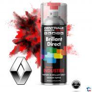 Bombe peinture Renault brillant direct 2K